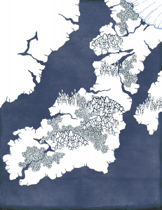 Rybalka Peninsula Players Map