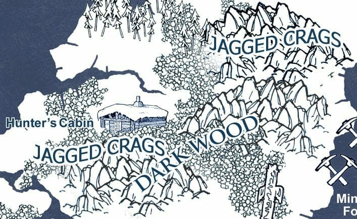 Jagged Crags