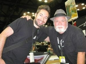 Jonathan Nelson and Larry Elmore GEN CON 2012