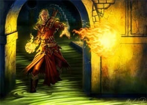 Rise of the Drow - Fireball - new