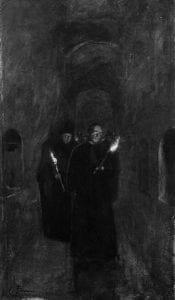 Catacombs at Castle Morsain
