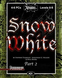 SNOW WHITE PART 2