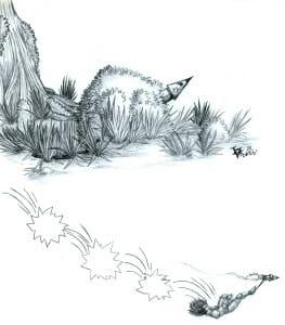 Rocket Snare - Goblin