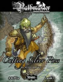 Cutting Silver Pass cover