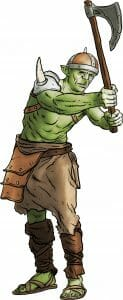 Rick Orc 1