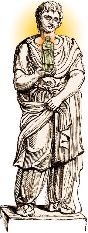 subpantheons - justin andrew mason