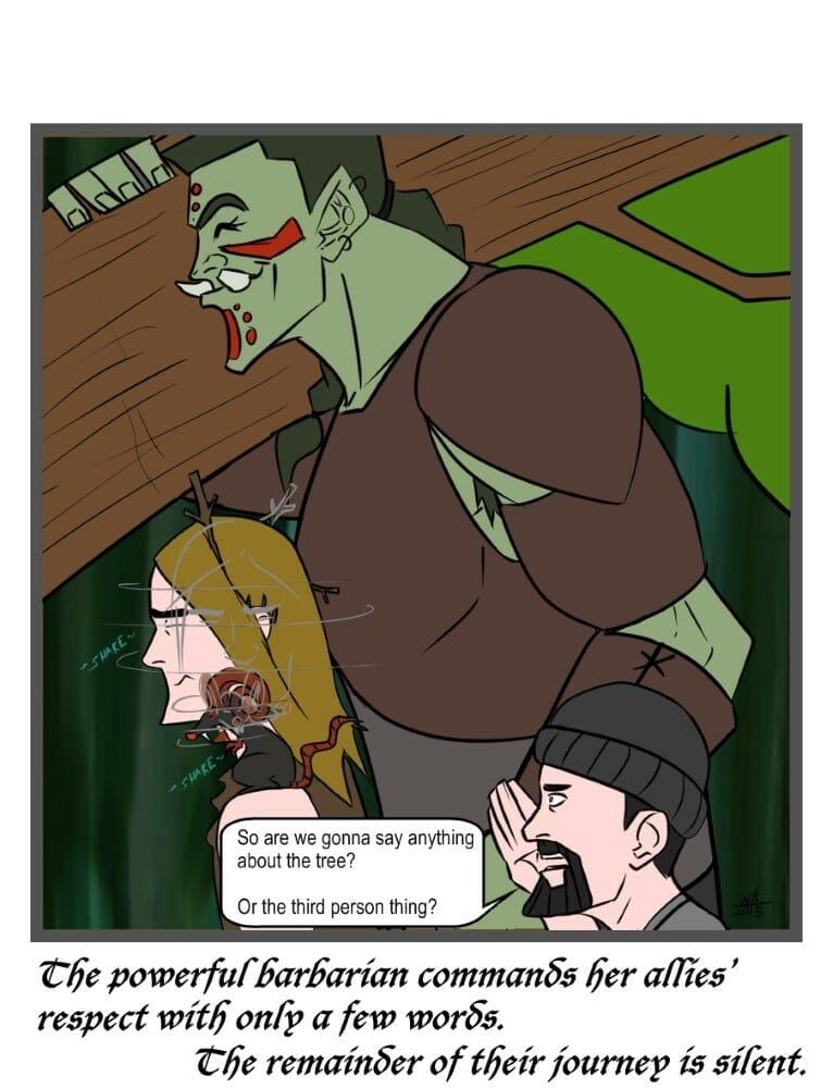 Adventurer's Weekly #2 - panel 4