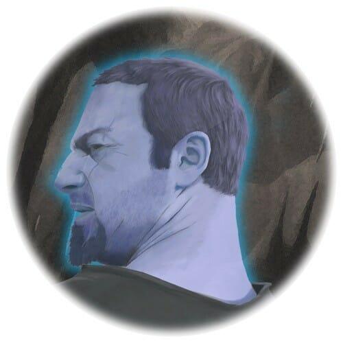 ghostly steward - ghost knight - JAM