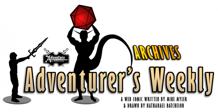 AAW_Adventurer's-Weekly_Web-Comic_Logo