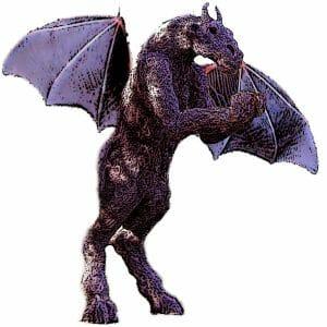 half-fiend minotaur