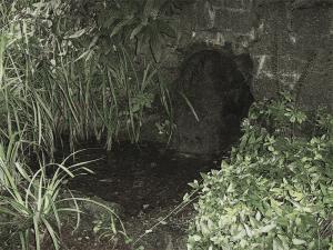 cascade of stone