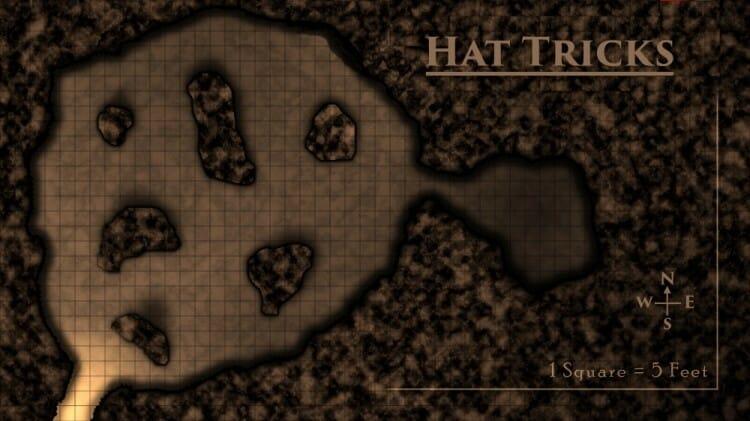 hat tricks map