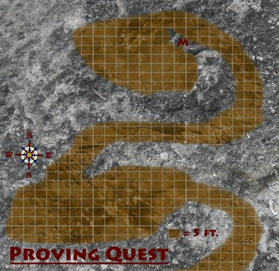 proving quest map