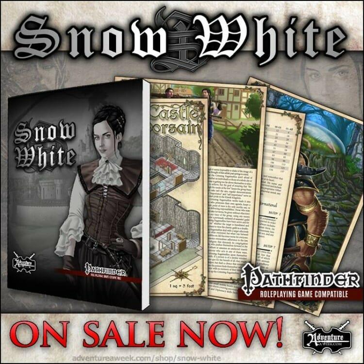 Snow White ad