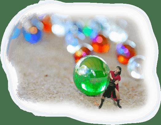Magic Marble Slots