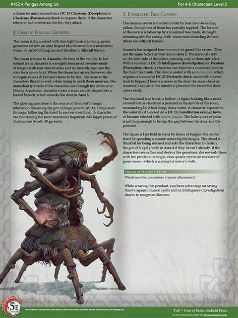 5e Mini Dungeon 152 A Fungus Among Us New z is a game developed by fredaikis ab. 5e mini dungeon 152 a fungus among us