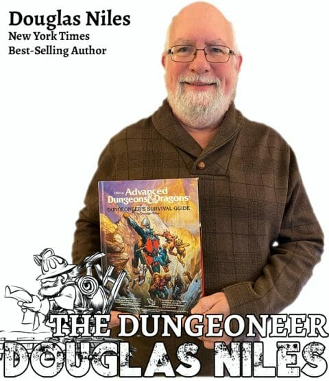 Douglas Niles with Dungeoneer's Survival Guide